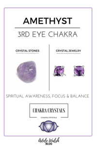 How To Balance Your Chakras Part 6: The 3rd Eye - Adele