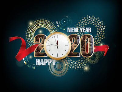 Happy New Year 2020 Hd Wallpapers Images Pictures Gif