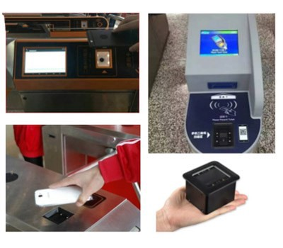 Fast QR Code Scanner Module for Access Control Mobile Payment