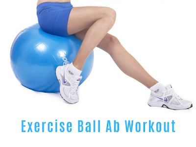 Exercise Ball Ab Workout For Beginners | by Reeya c | Medium
