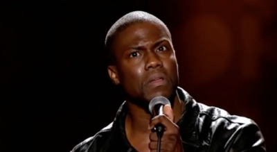Kevin Hart Mad Face