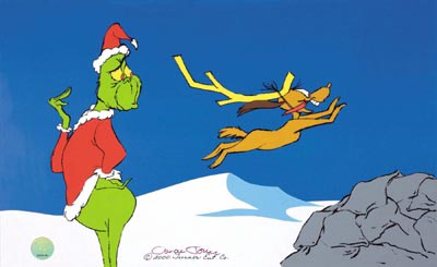 How The Grinch Stole Christmas 1966 Max.I Was Complicit In The Plot To Steal Christmas The