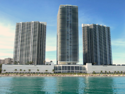 Reside In The Beach Club Of Hallandale