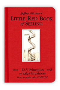 The Little Red Book of Selling by Jeffrey Gitomer (Top 10 ...