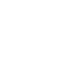 OpenOakland brandmark—a donut shape 'O' constructed of concentric dots