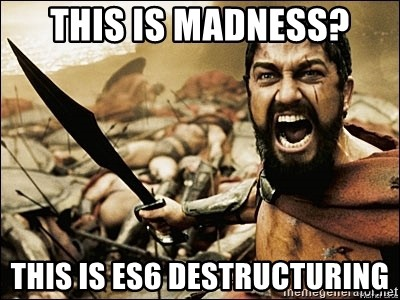 Using ES6 To Destructure Nested Objects in JavaScript & Avoid Undefined Errors that Break Your Code