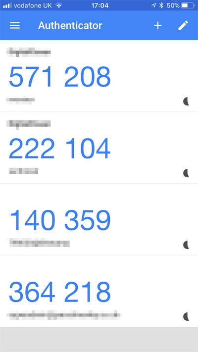 Easy Two Factor Authentication (2FA) with Google