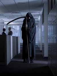 Yank The Grim Reaper Out Of The HR Closet, Duct Tape Him