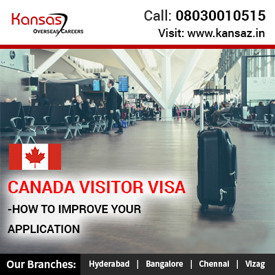 Canada Visitor Visa How To Improve Your Application By Punam Y Medium