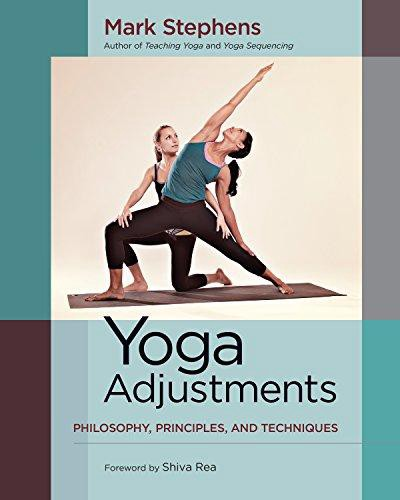 Pdf Free Download Yoga Adjustments Philosophy Principles And Techniques By Mark Stephens By Penelope Medium