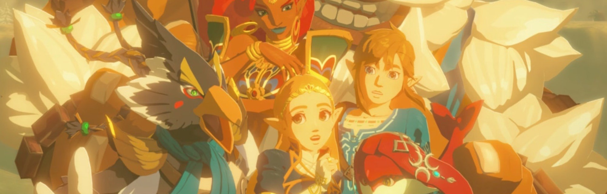 Nintendo S Potential Holiday Hit Hyrule Warriors Age Of Calamity By Dylan Micheli Fanfare Medium