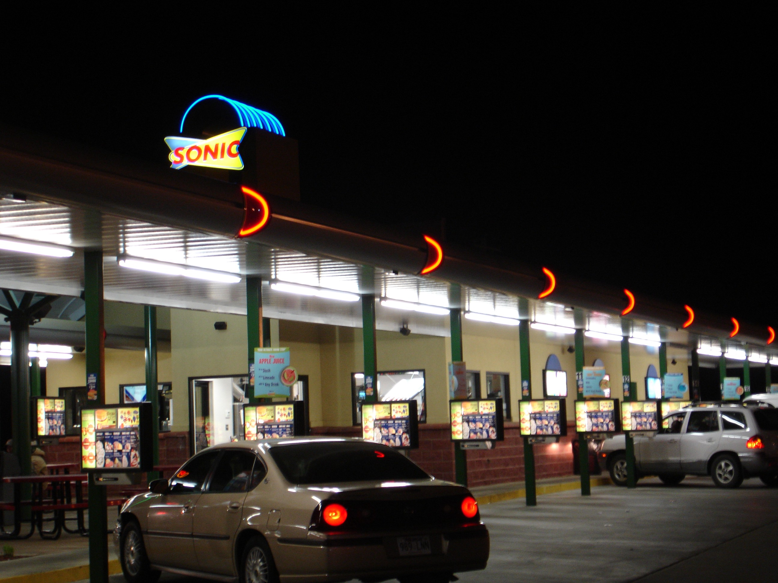 Sonic Drive-in Hack: a study of credit card theft - INSA TC
