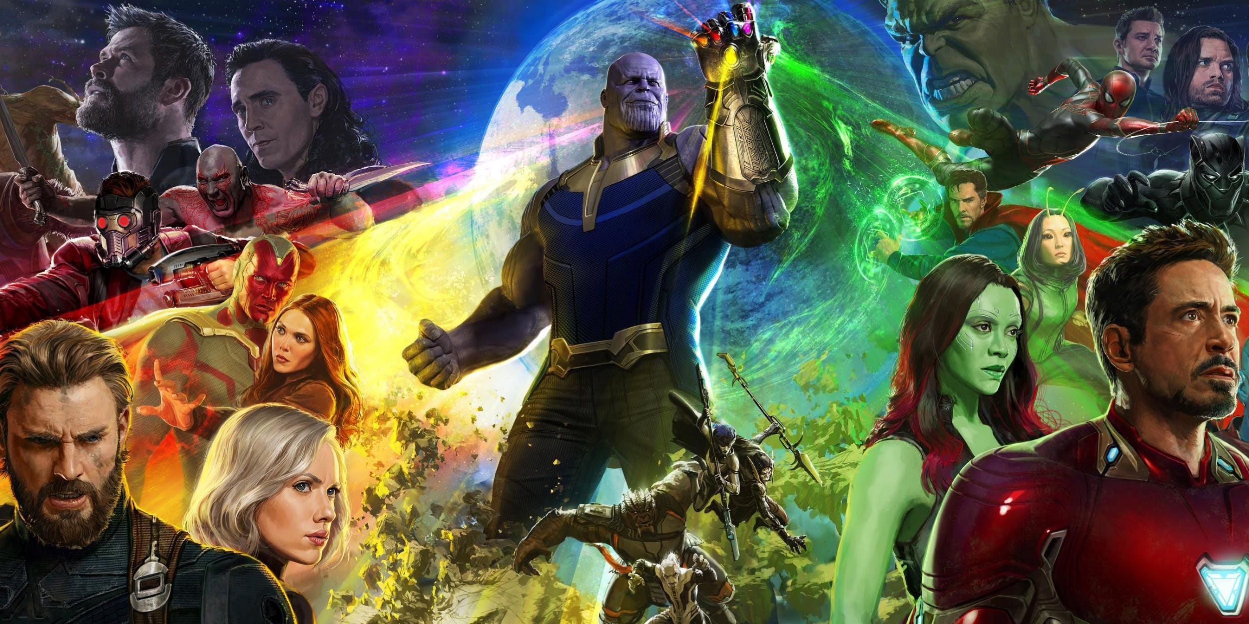 AVENGERS INFINITY WAR is a Blu-ray You'll Want to Snap Up