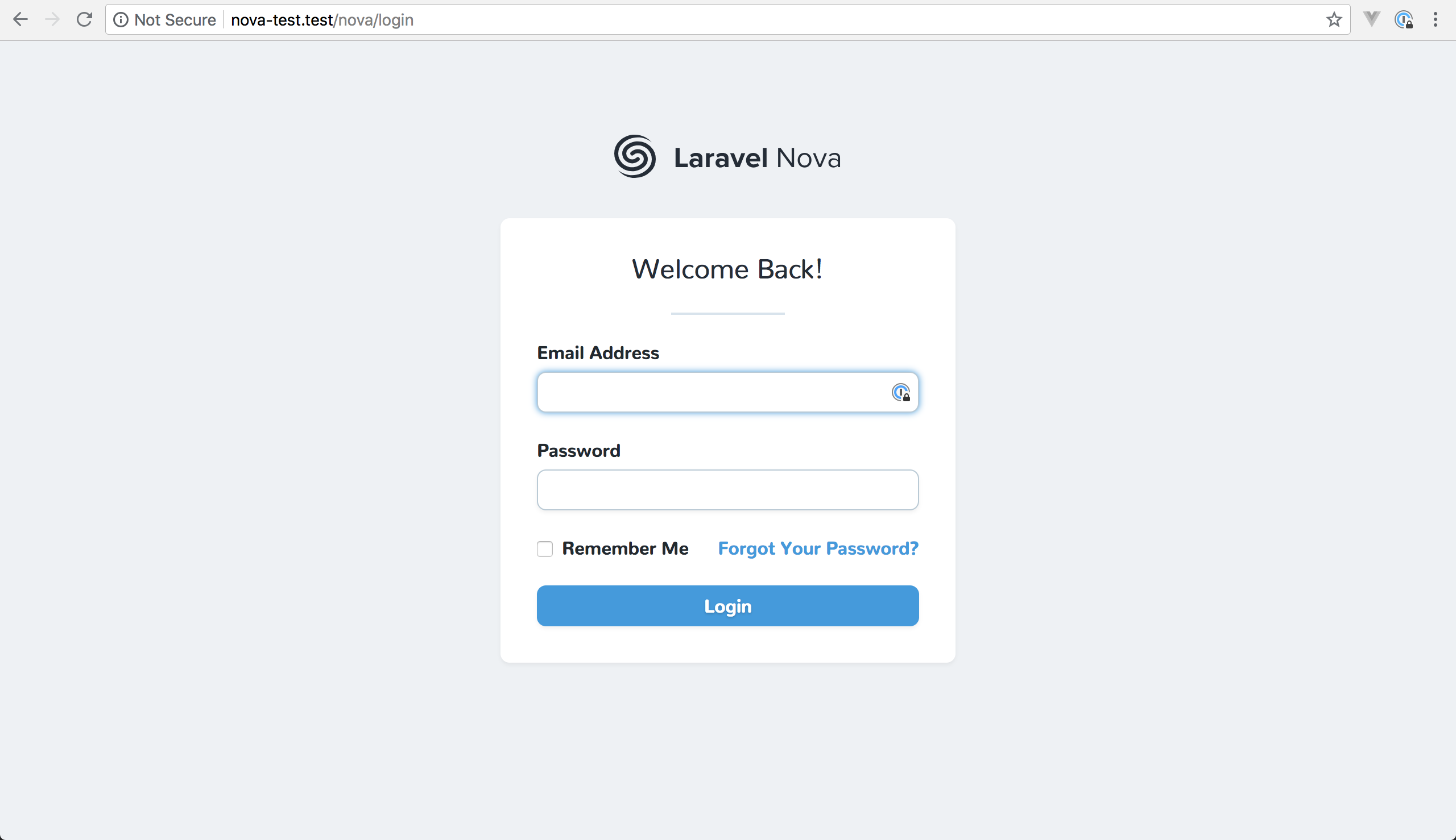 Getting Started with Laravel Nova - Nick Basile - Medium