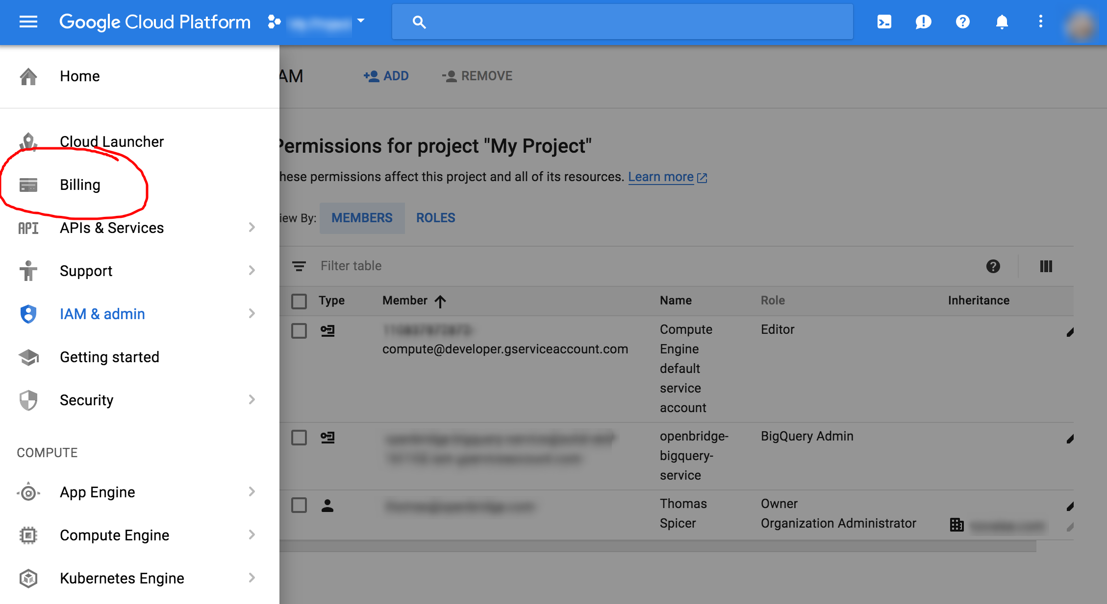 The Missing Guide To Setting Up Google Cloud Service