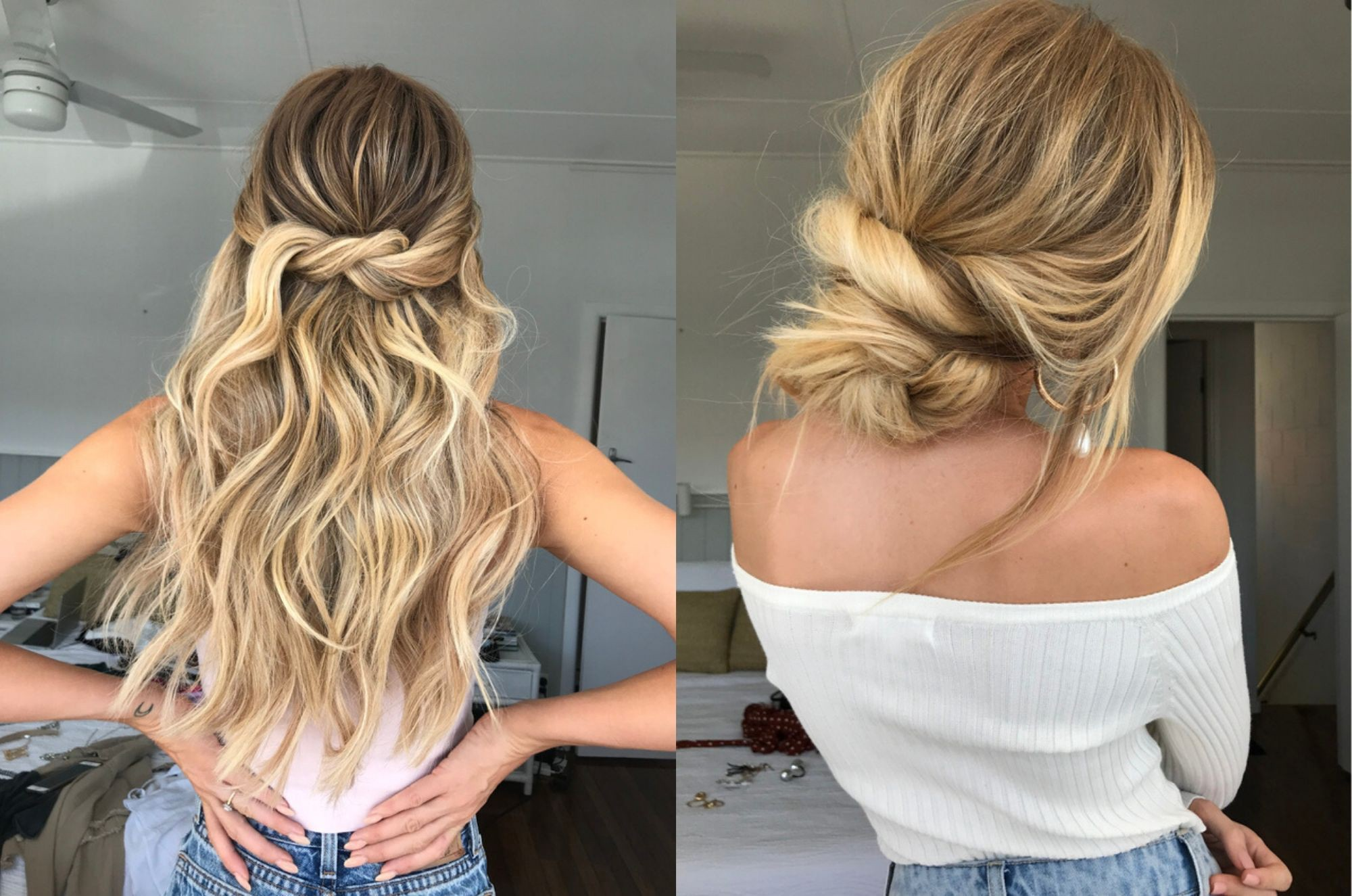 10 Hairstyles You Can Achieve With Hair Extensions | by Sitting Pretty Halo  Hair | Medium