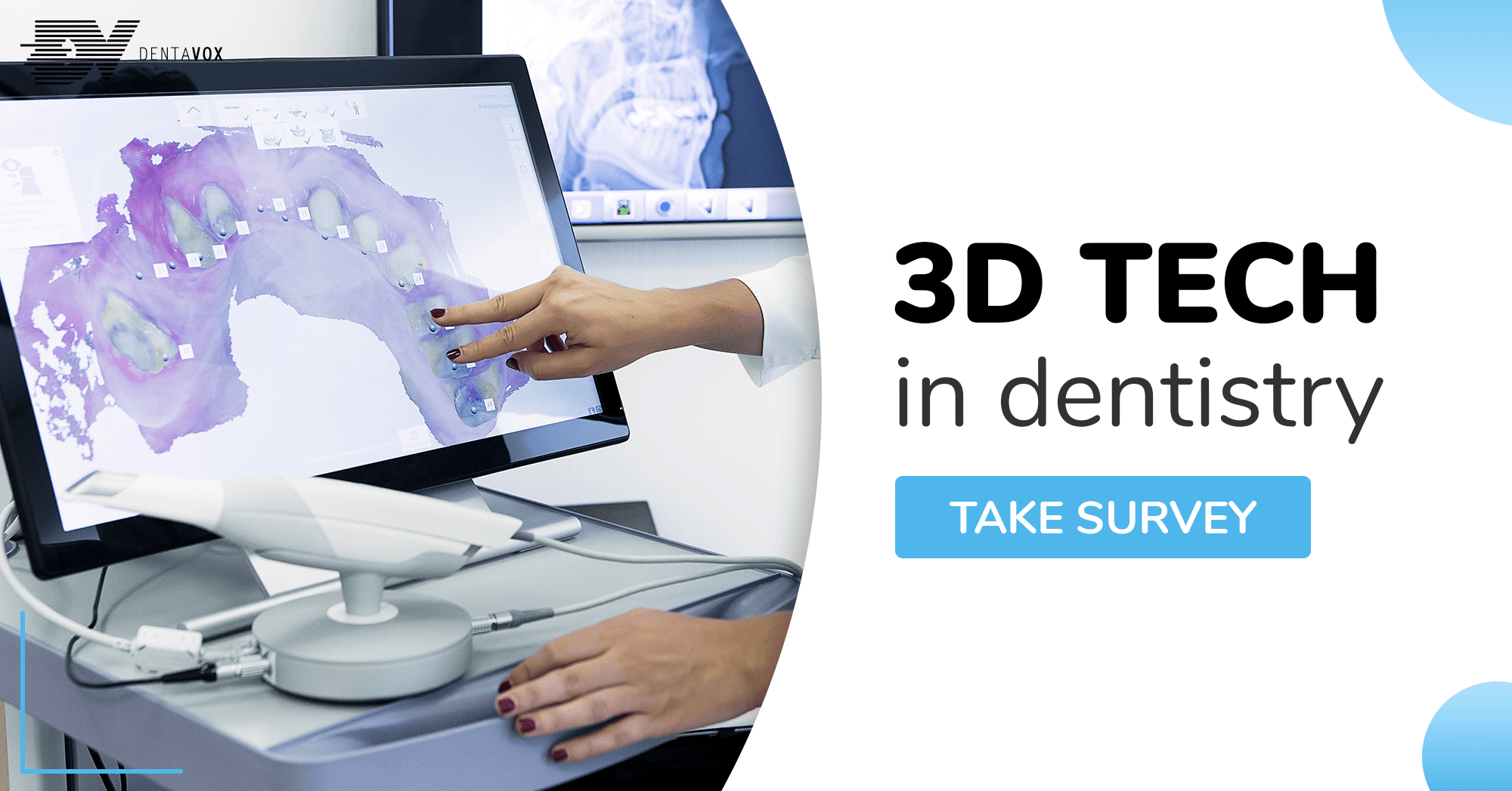 Dentavox 3d technologies dentistry soc