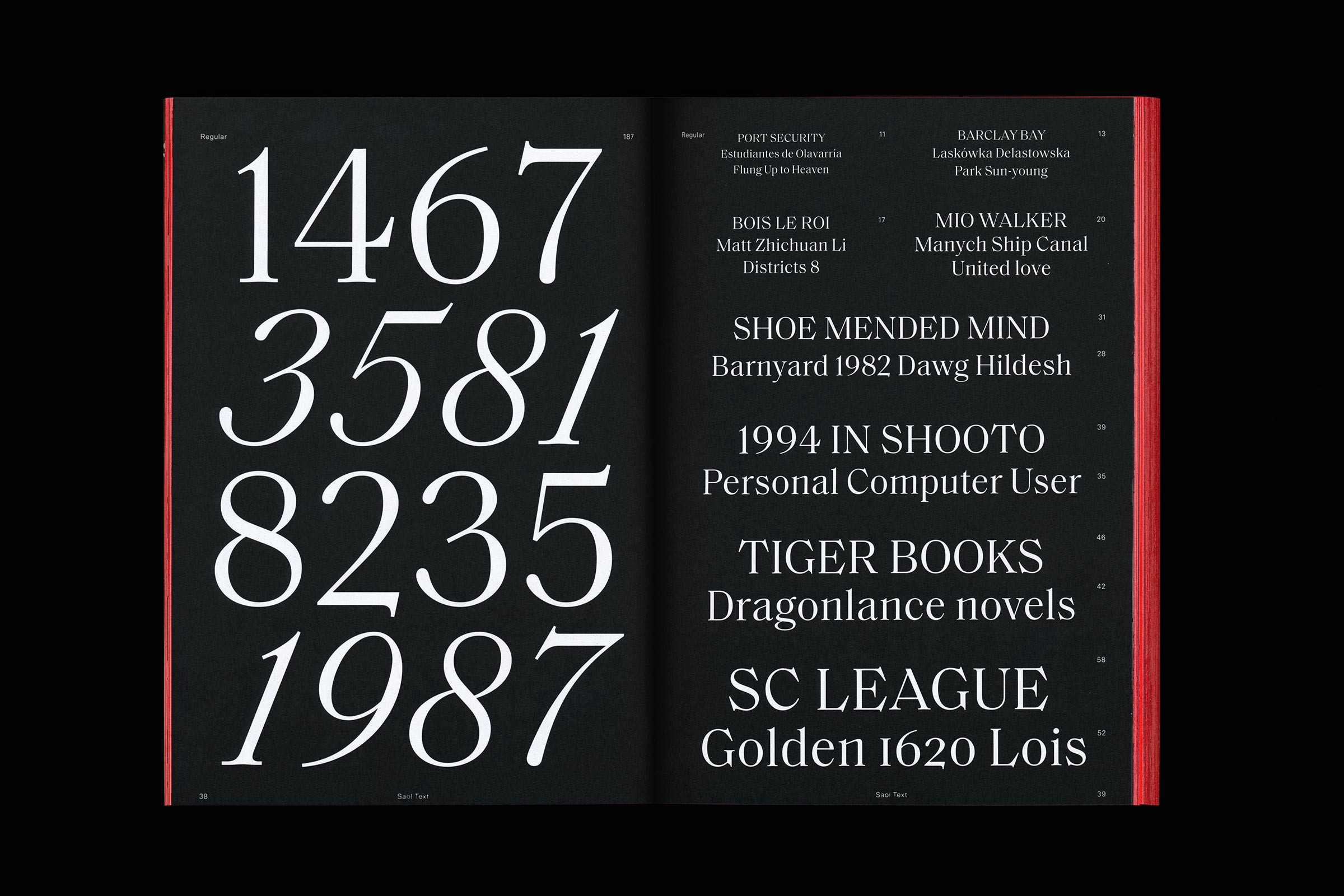11 Modern Independent Type Foundries - Joe Flory - Medium