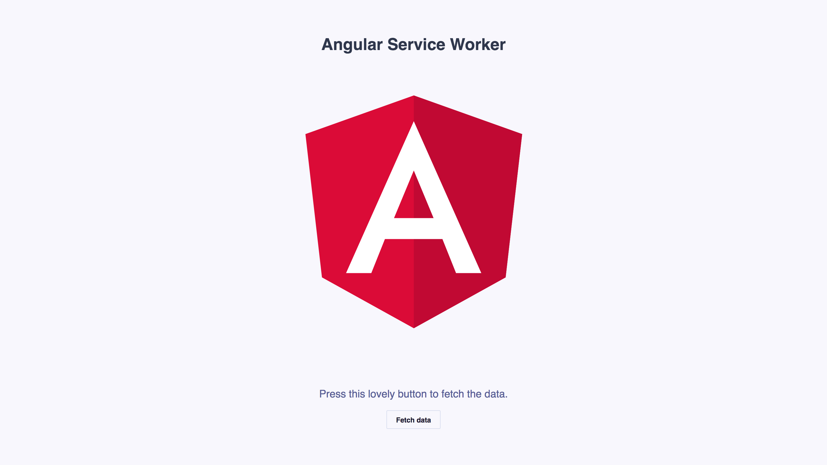 Service Workers & Angular - Bratislava Angular - Medium