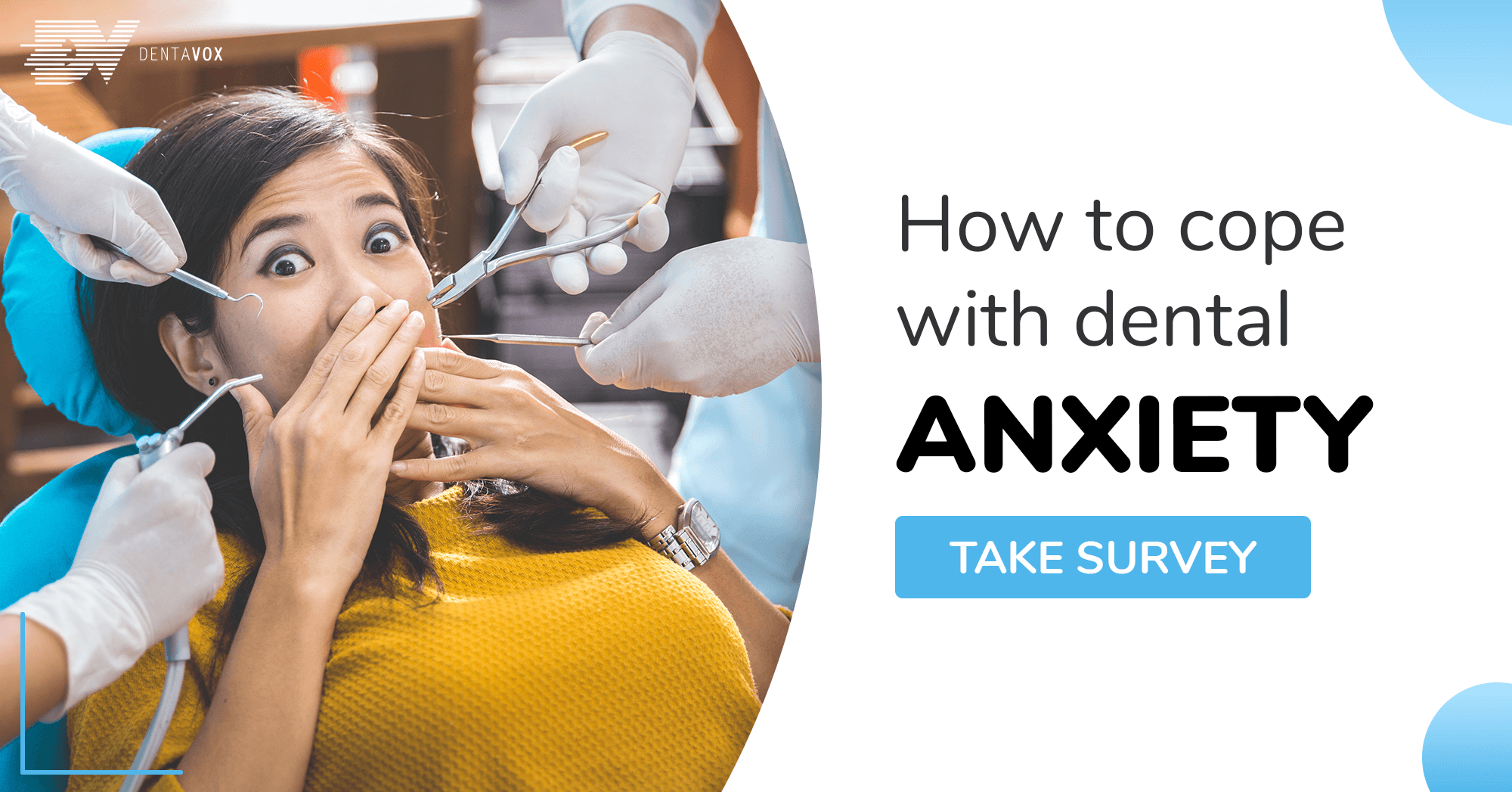 Dentavox paid surveys cope dental anxiety soc