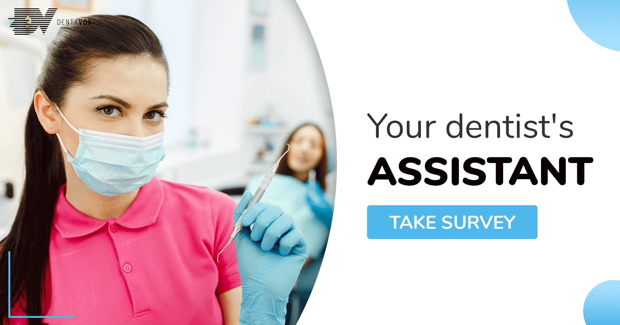 Dentavox paid surveys dental assistants soc