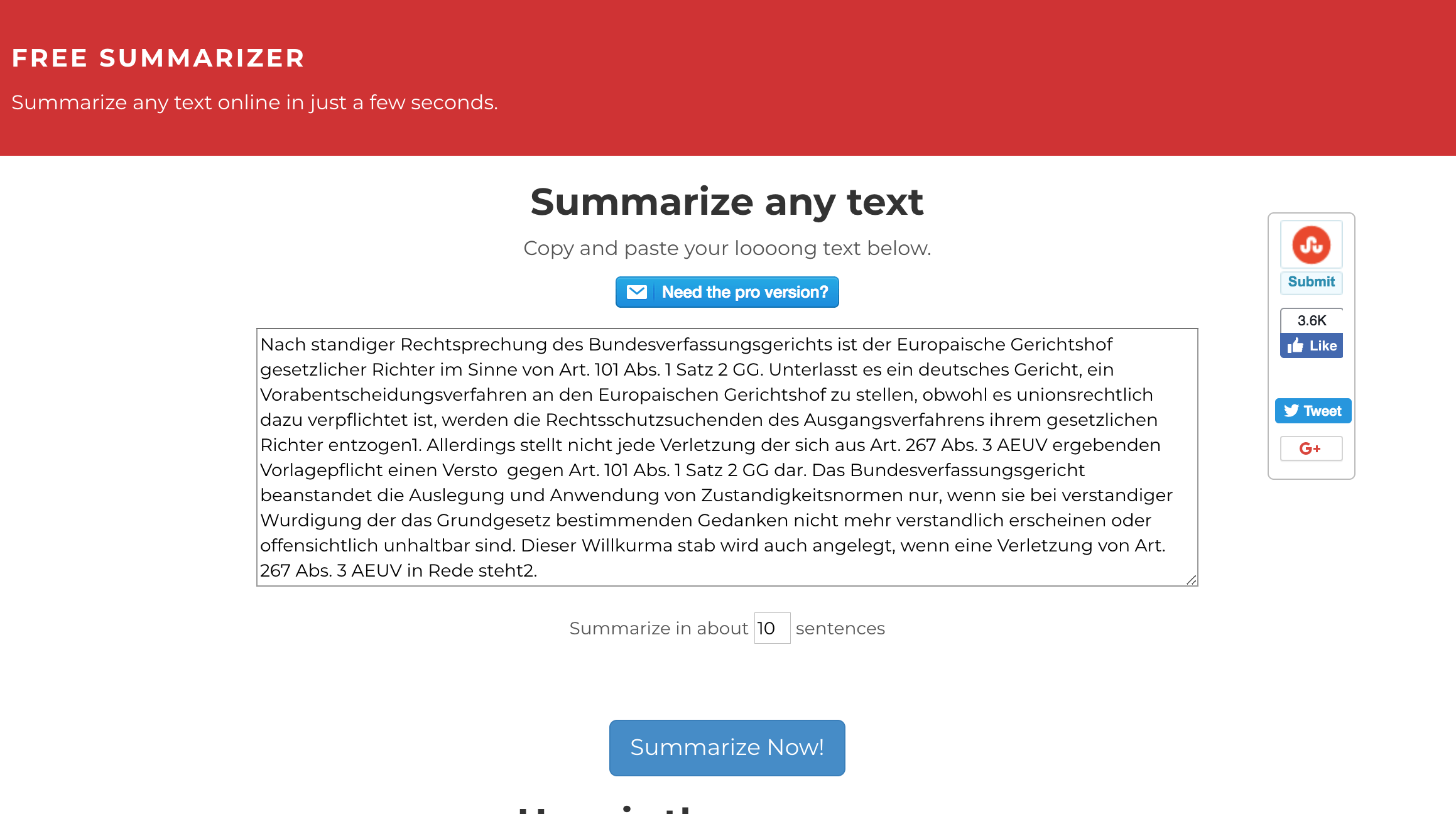 Online Text Summarizers 2017 - Createdd Notes - Medium