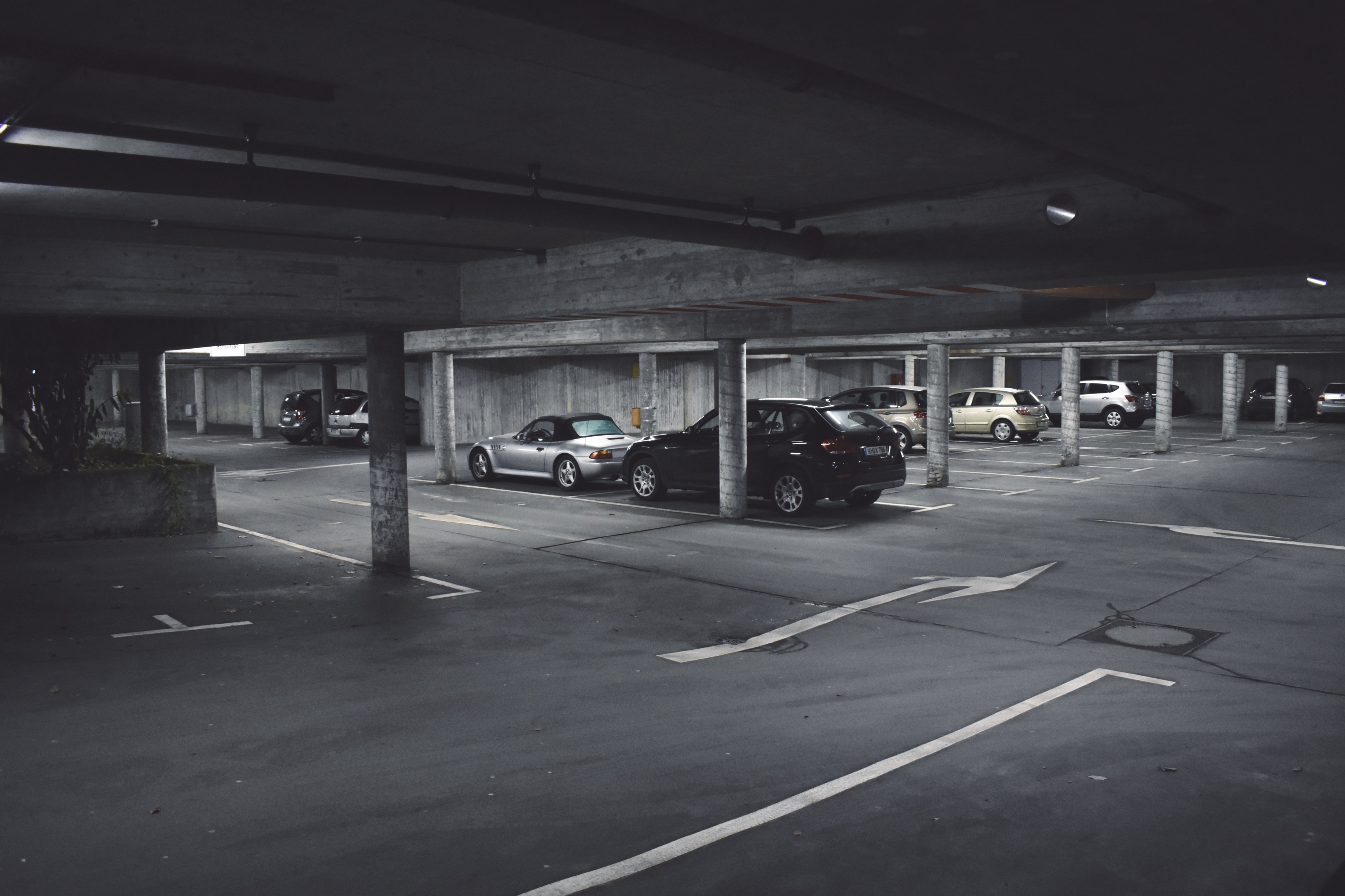 Controlling Noise Levels in Underground Car Park - KSM Group