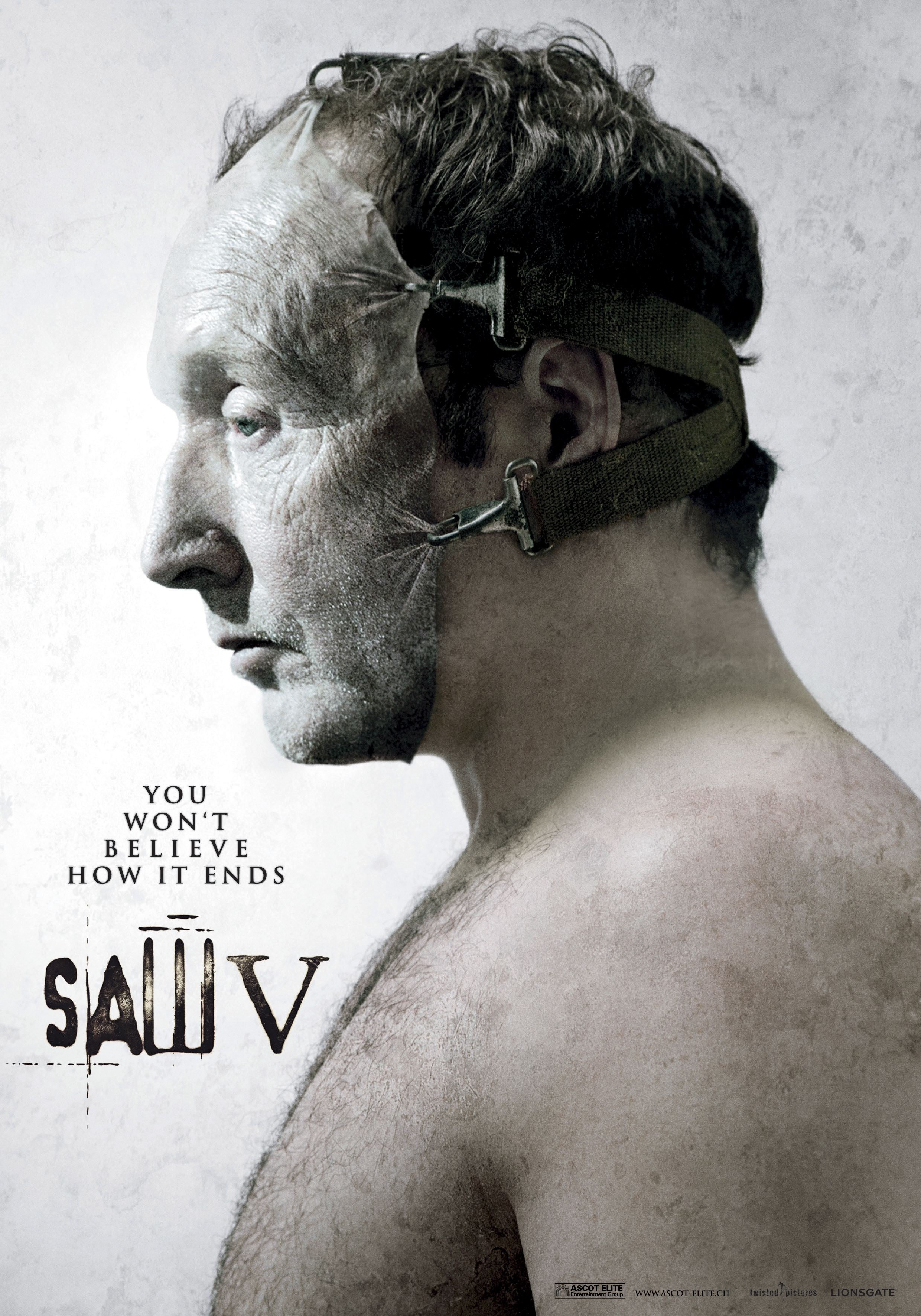 Movie Review: Saw V (2008) - As Vast as Space and as