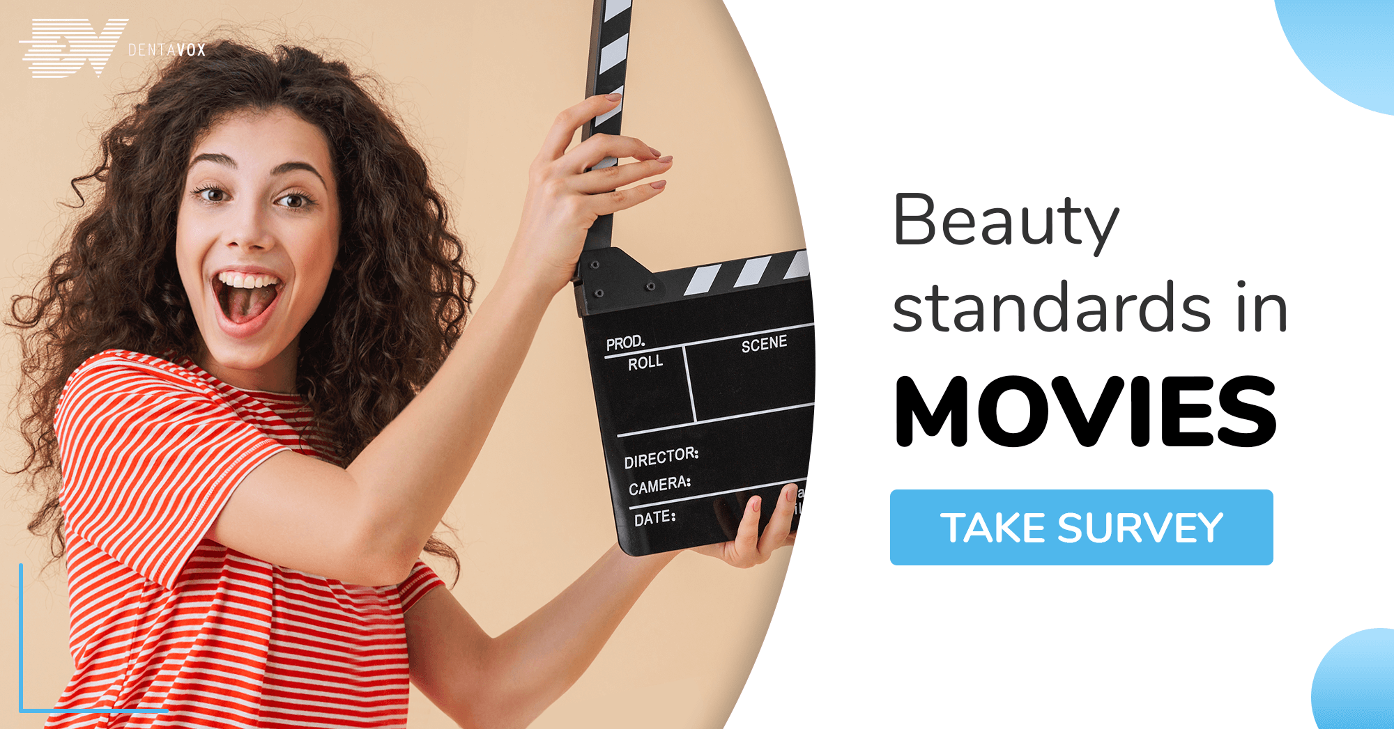 Dentavox paid surveys movies influence beauty soc