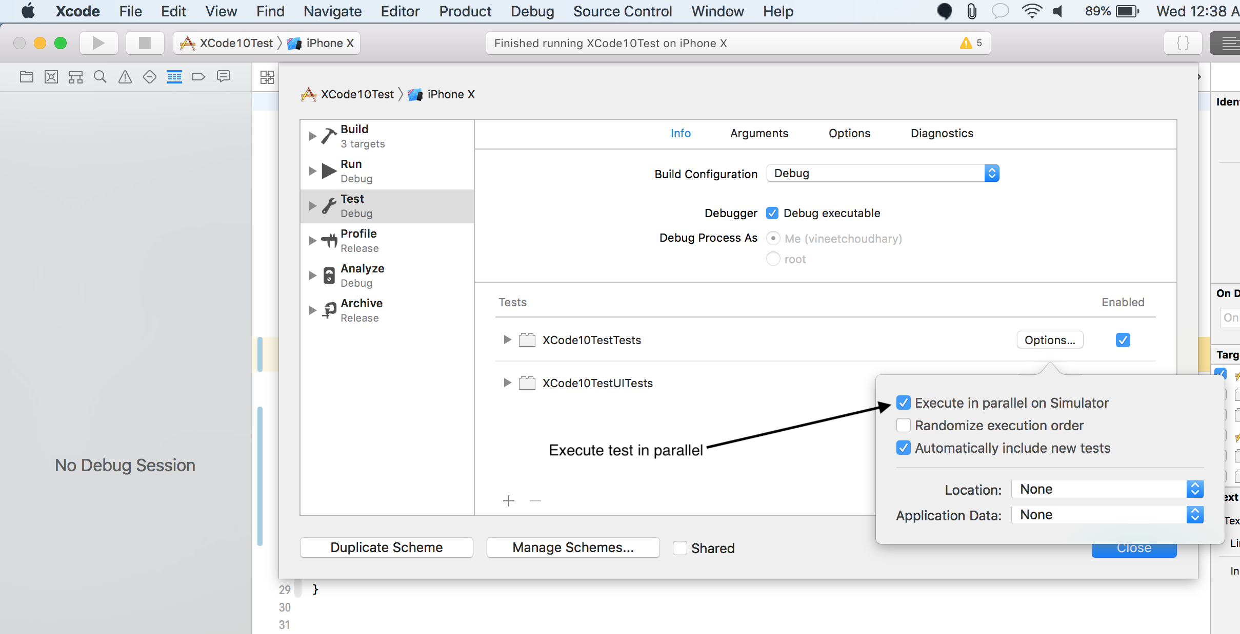 What's new in Xcode 10? - developerinsider - Medium