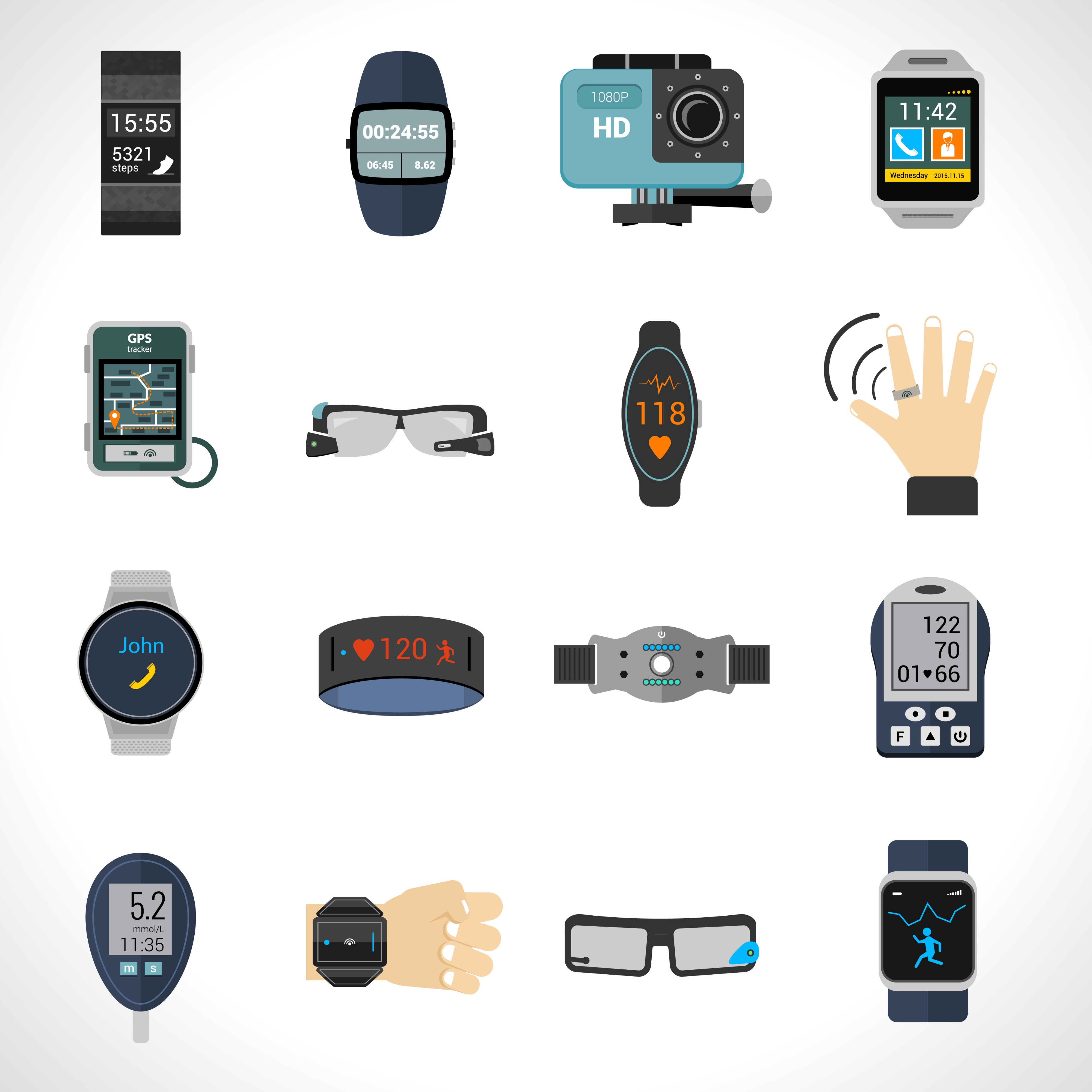 What Is Wearable Technology (Wearable Gadgets ...