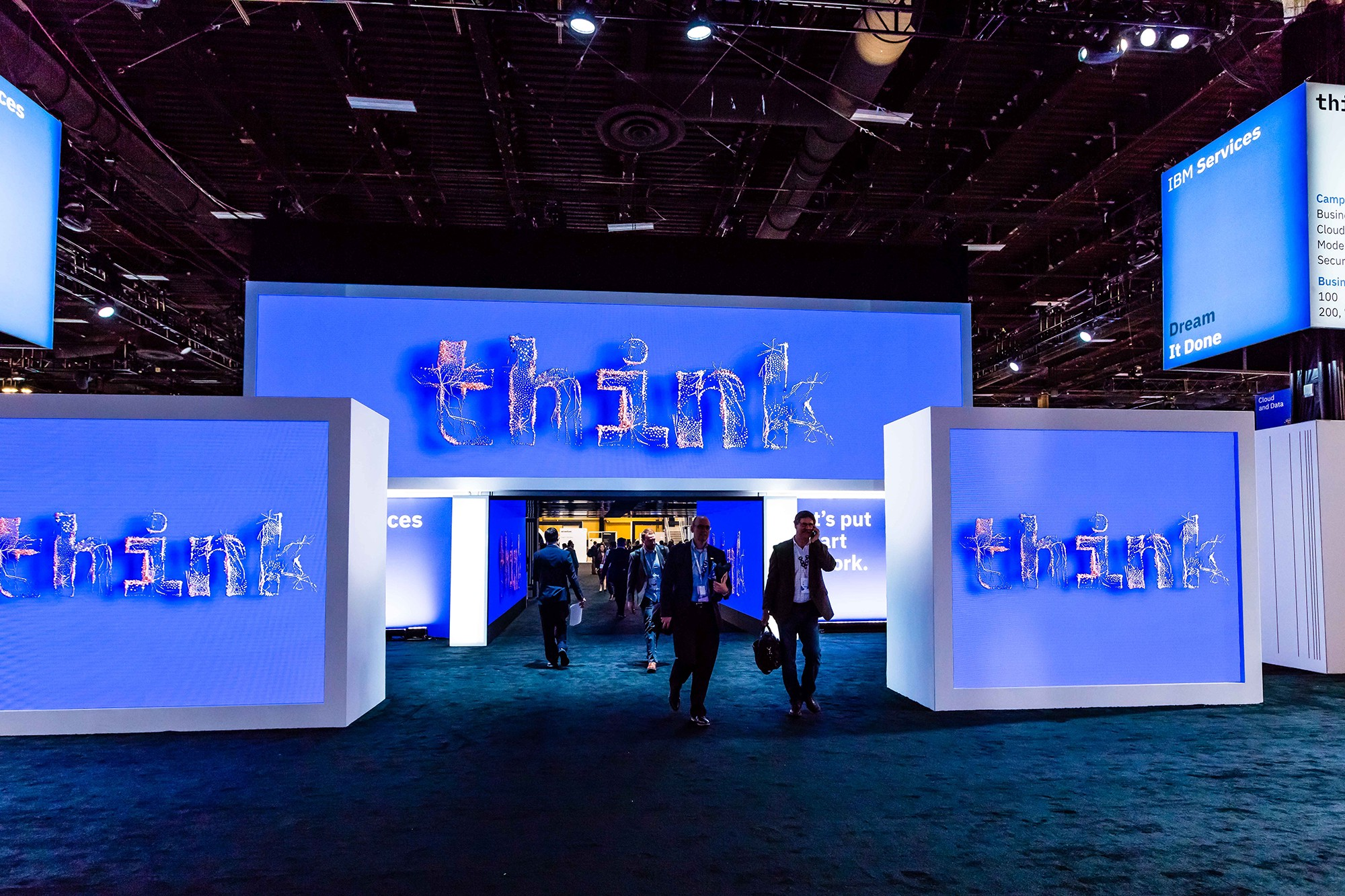 IBM Think 2019: Quantum computing could break today's crypto