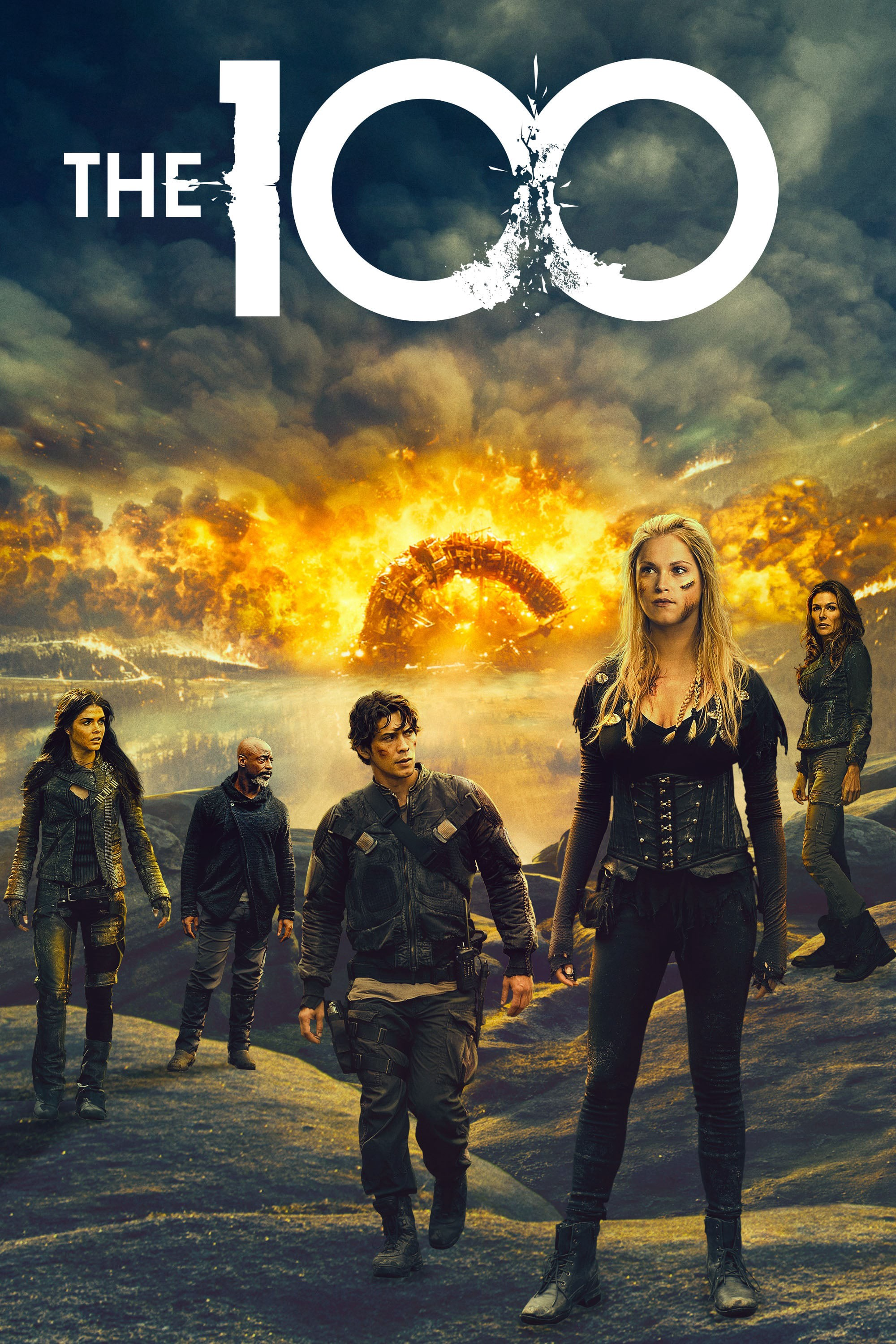 The 100 (2020) Season 7 Episode 1 Online ~ The CW - Comdismastur ...