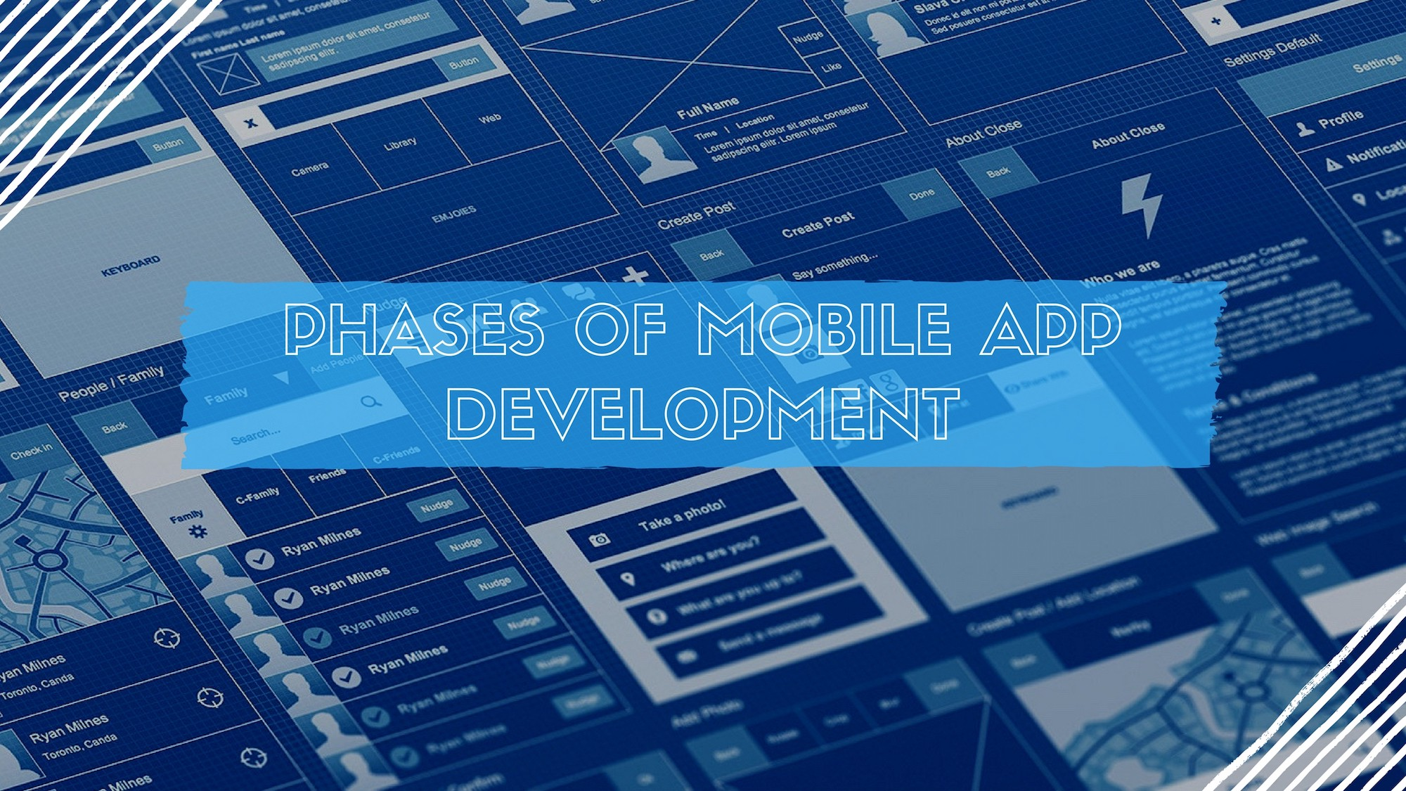 What Are The Various Phases Of Mobile App Development?