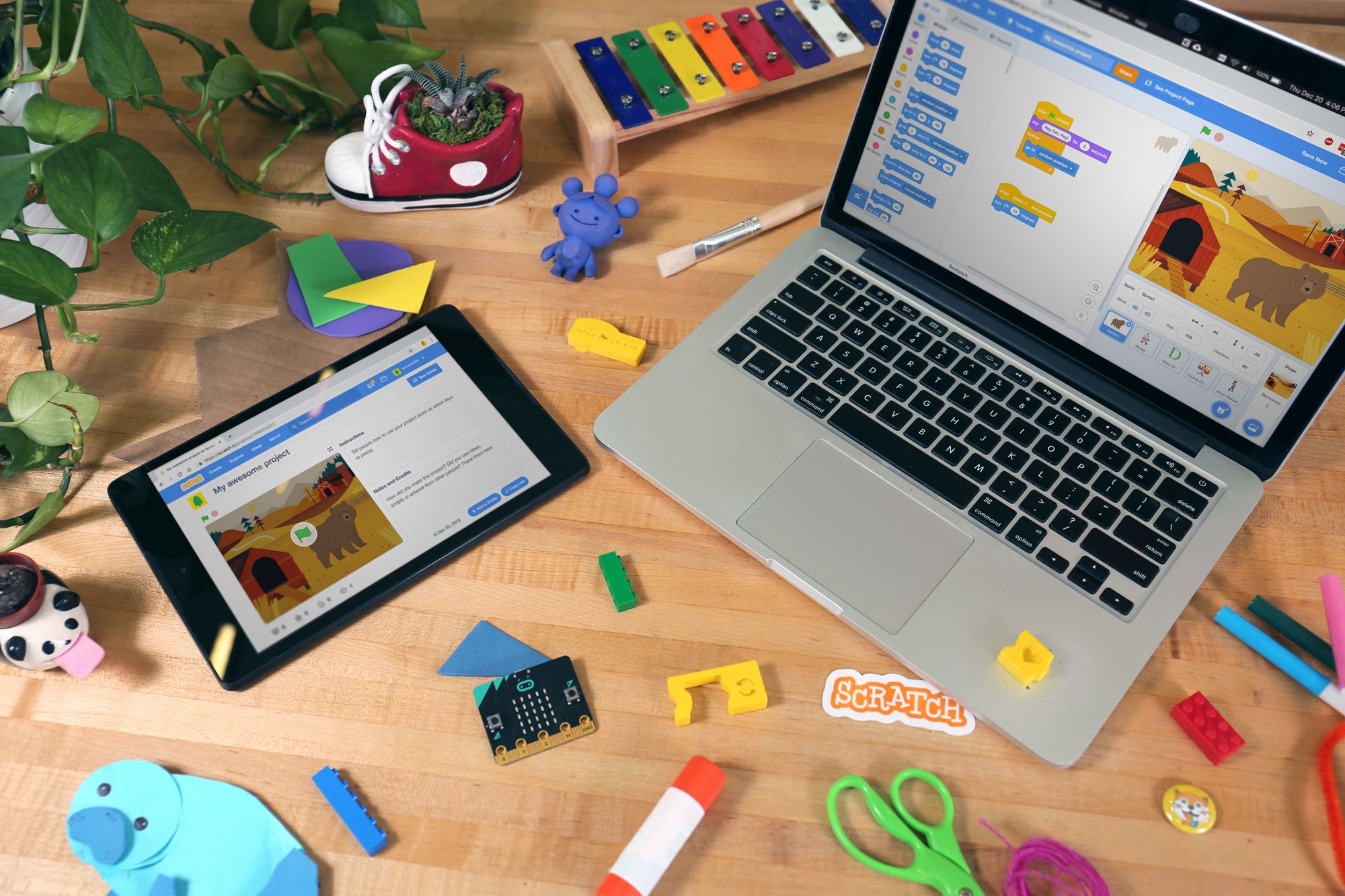Introducing Scratch 3 0: Expanding the Creative Possibilities of Coding
