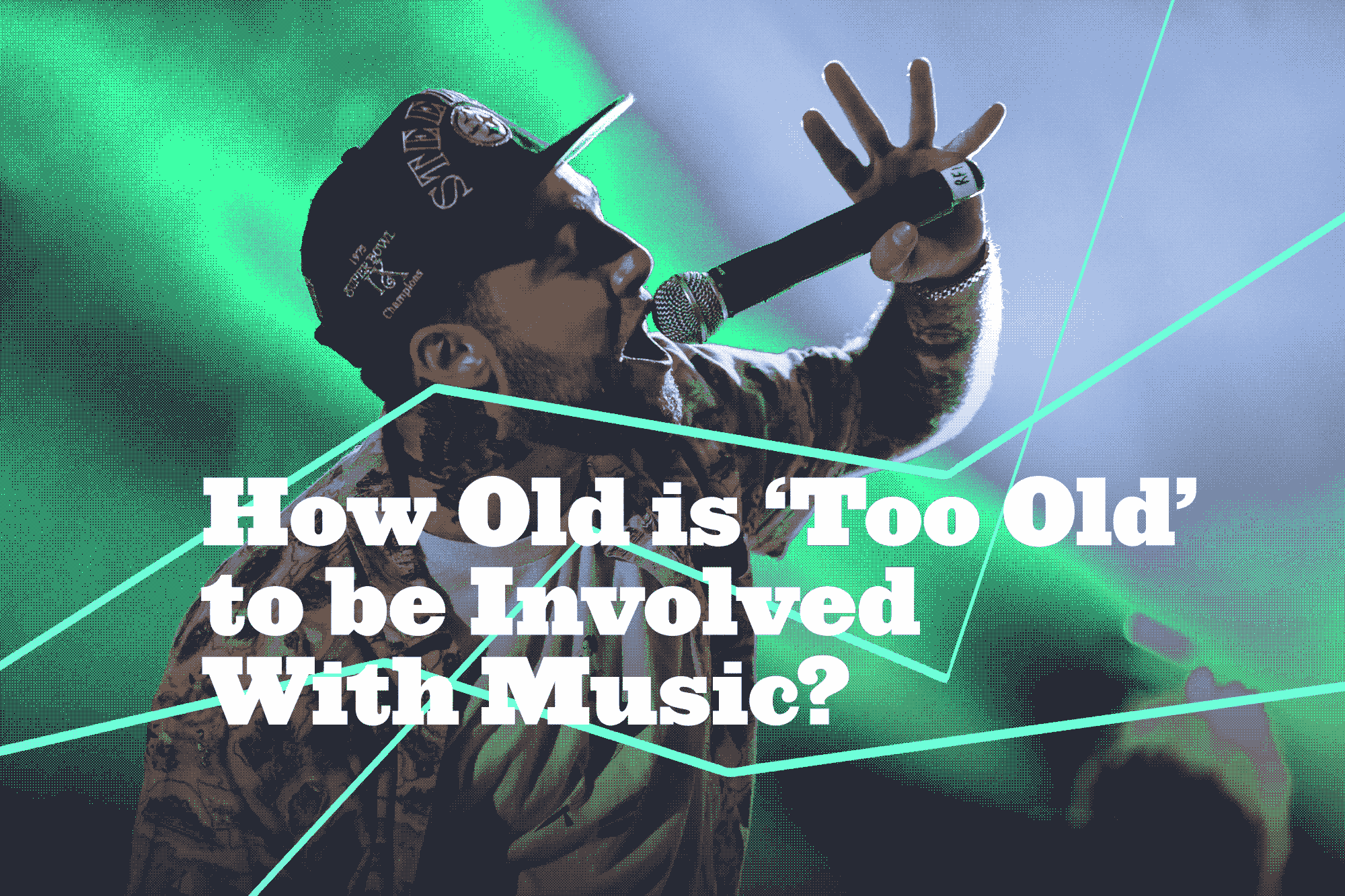 How Old is 'Too Old' to be Involved With Music? - Cuepoint - Medium