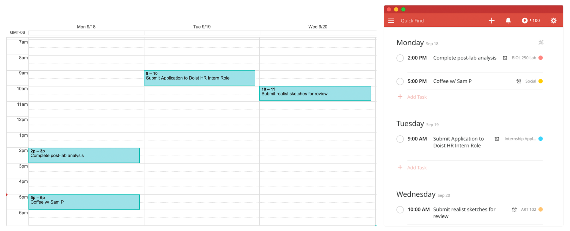 A Student's Guide to Todoist - Ambition & Balance - Medium