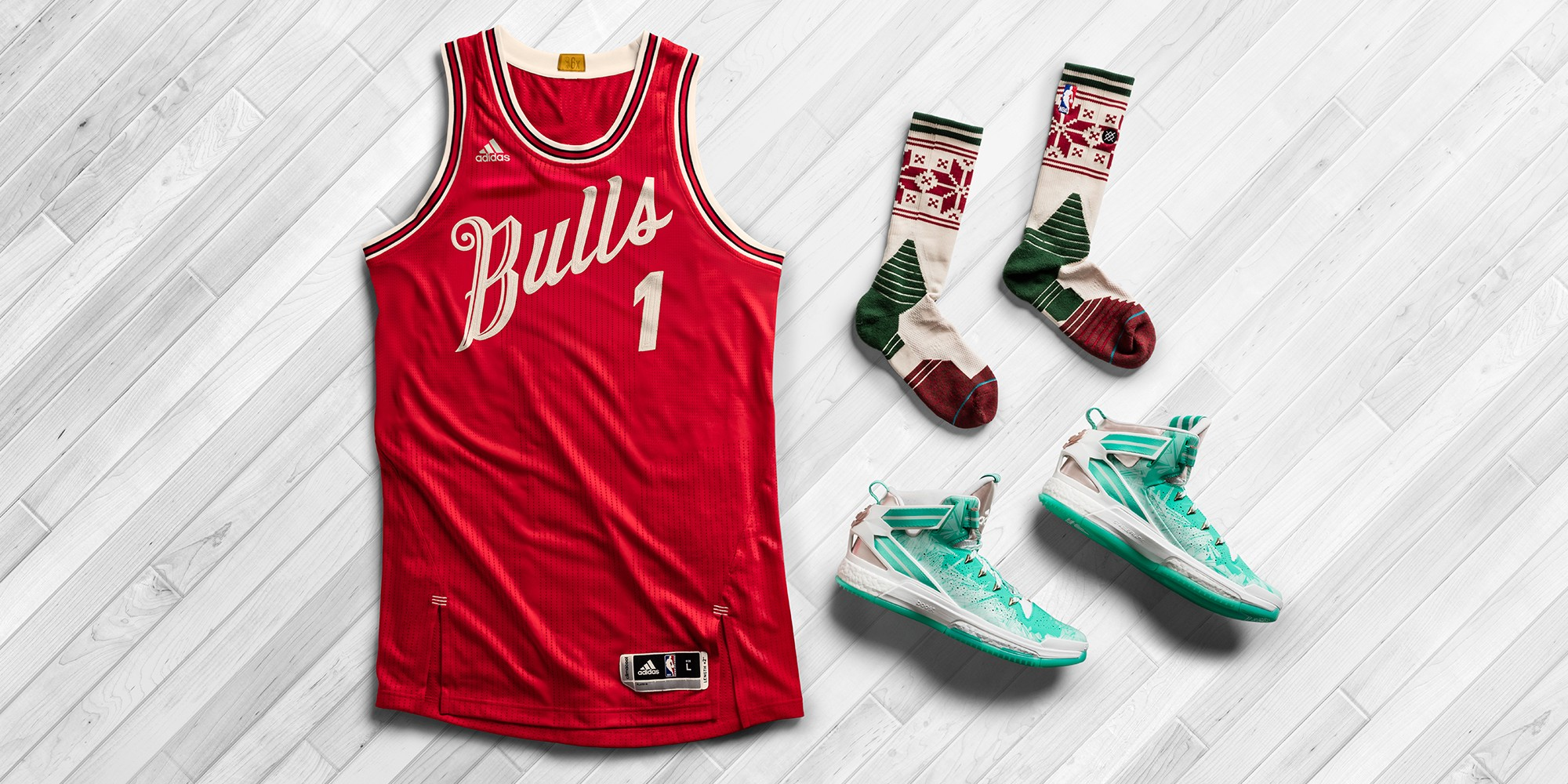 Christmas Jersey Design.Finally Nba S Christmas Day Uniforms Find Comfort And Joy