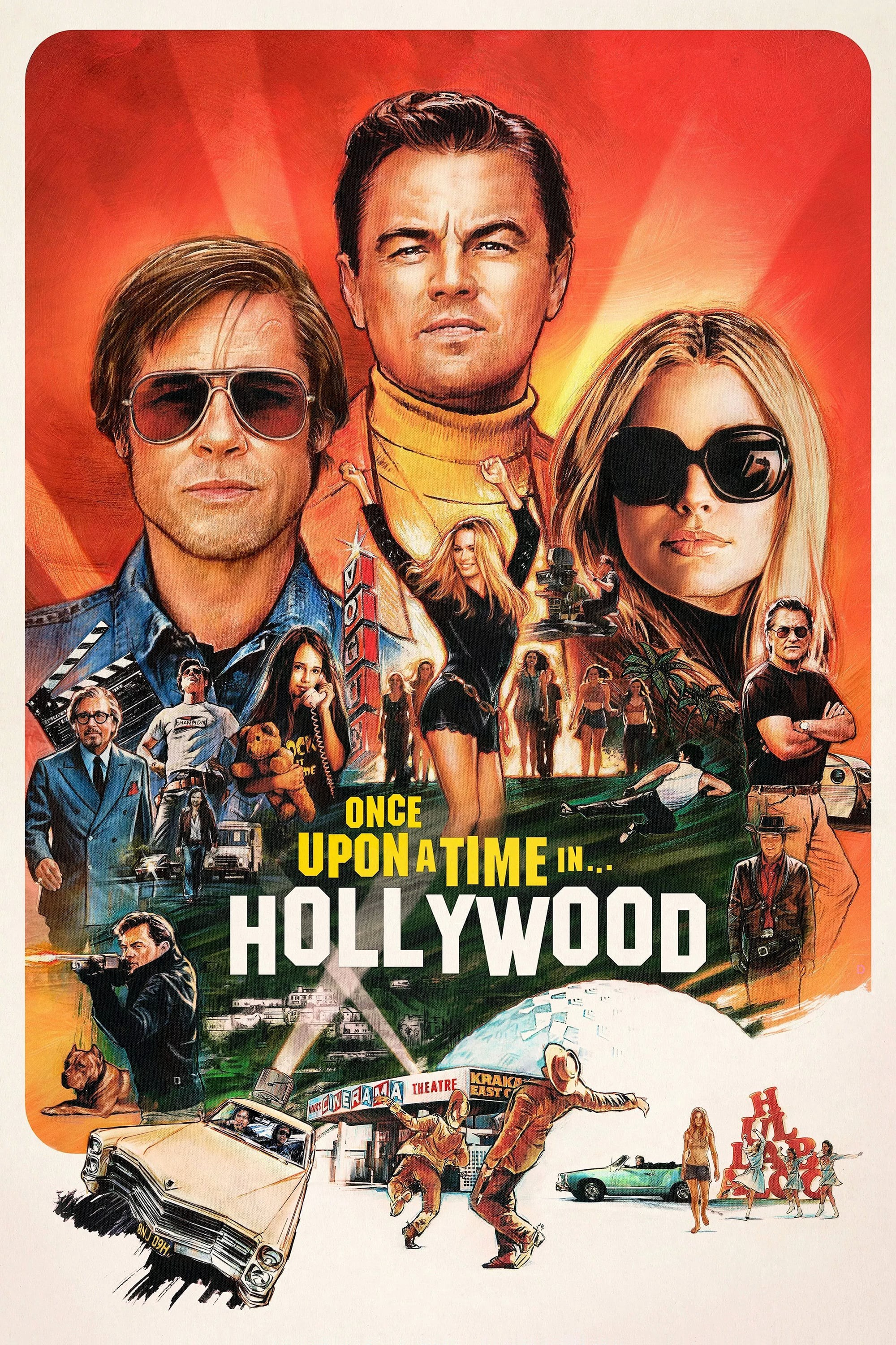 cute cheap newest collection outlet 2019[Regarder-HD] Once Upon a Time in Hollywood Streaming VF ...