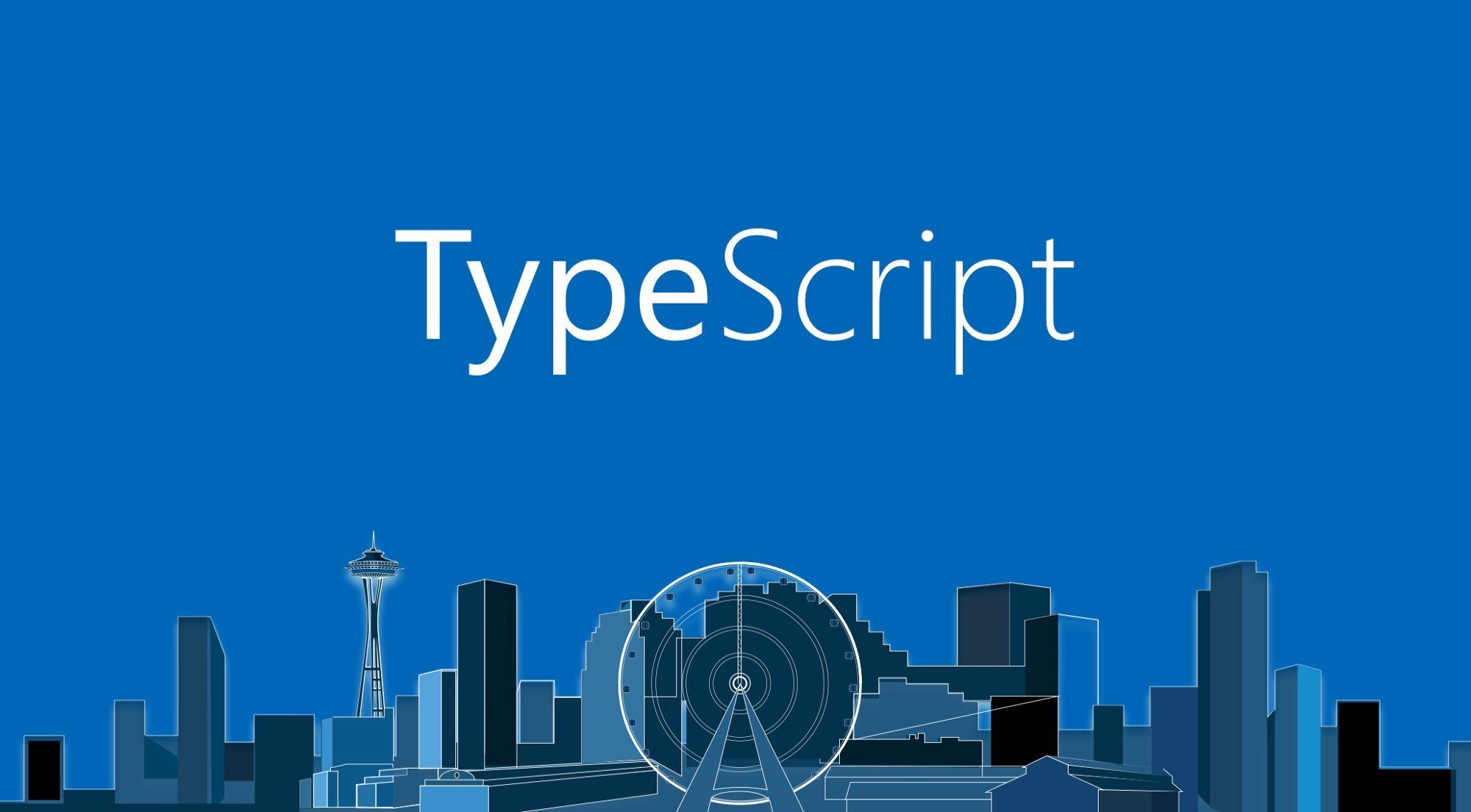 Typescript is actually amazing.