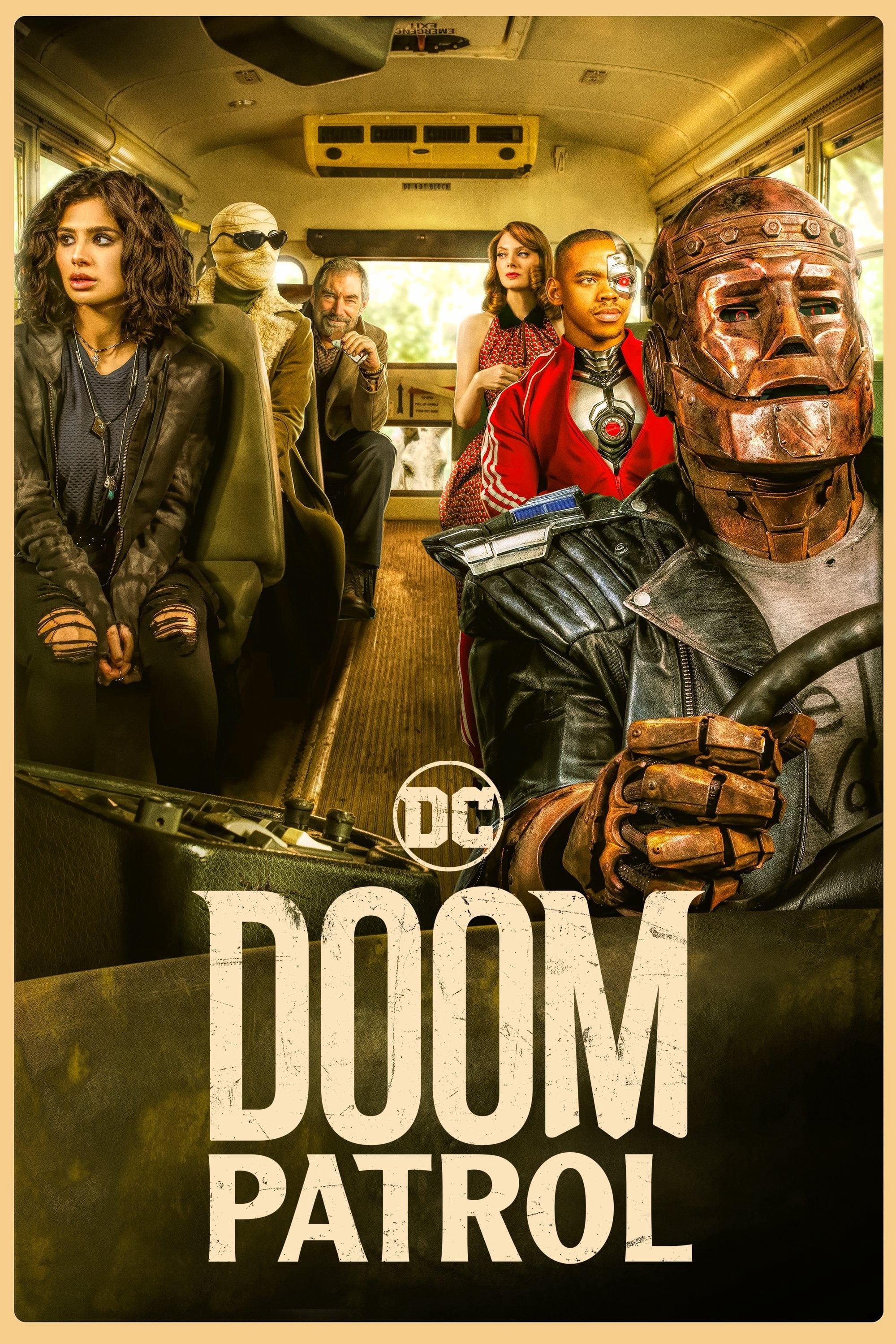 Doom Patrol Season 2 Episode 1 2x1 Full Episodes By