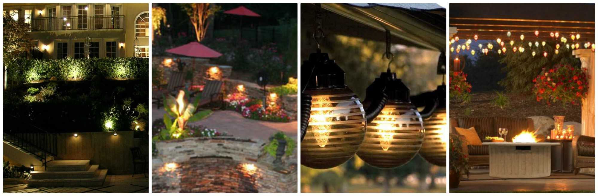 Patio Lighting Ideas To Light Up Your