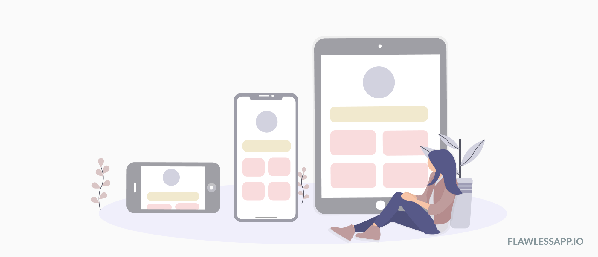 How to make Auto Layout more convenient in iOS - Flawless