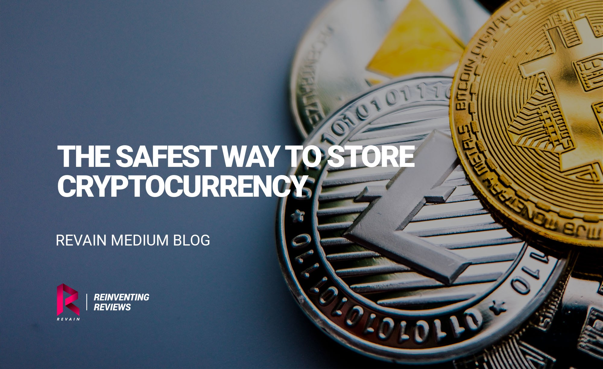 Storing cryptocurrency safely research