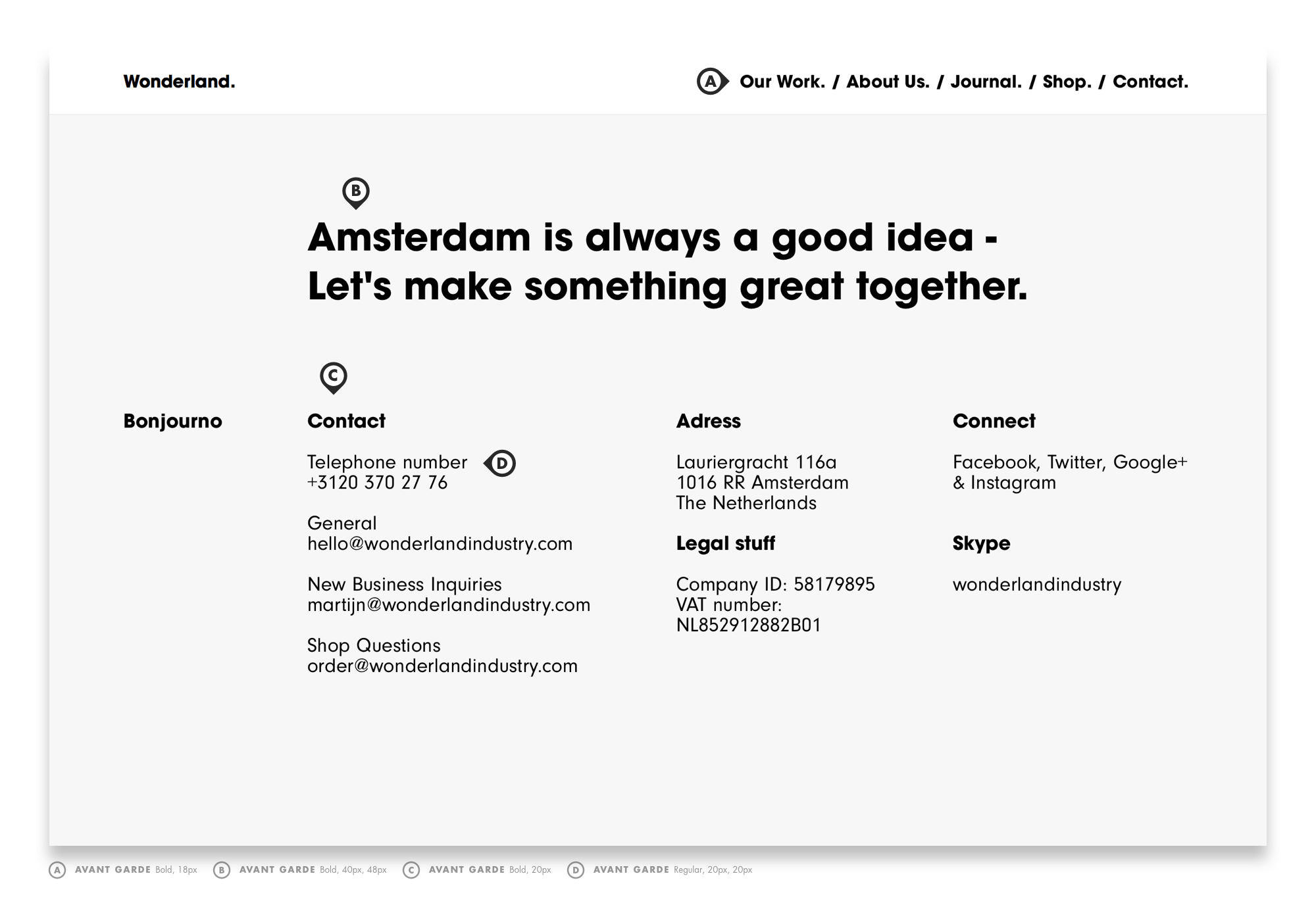 Great Font Combinations You Need to Try - Inside Designmodo - Medium
