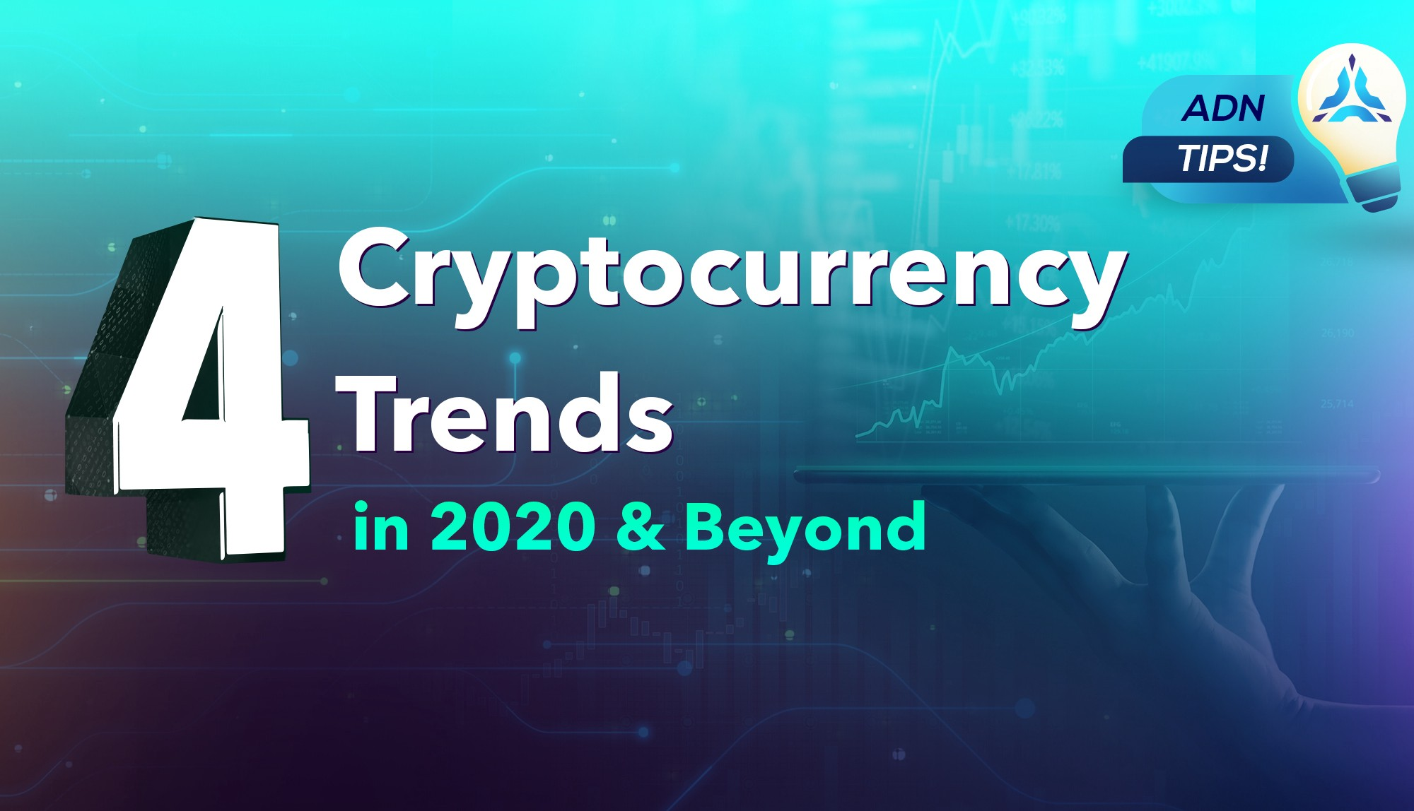 4 cryptocurrency trends