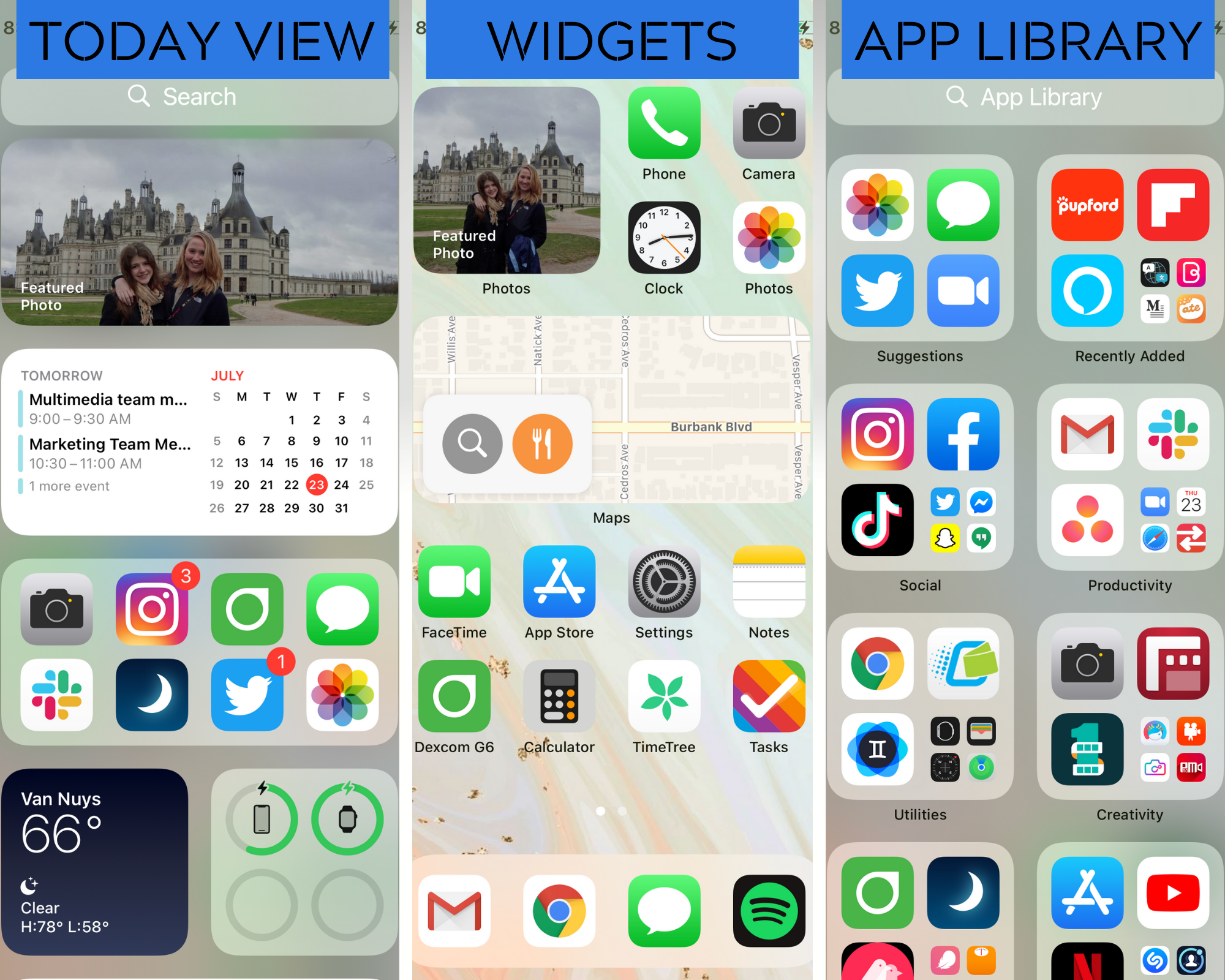 Organize Apps By Color
