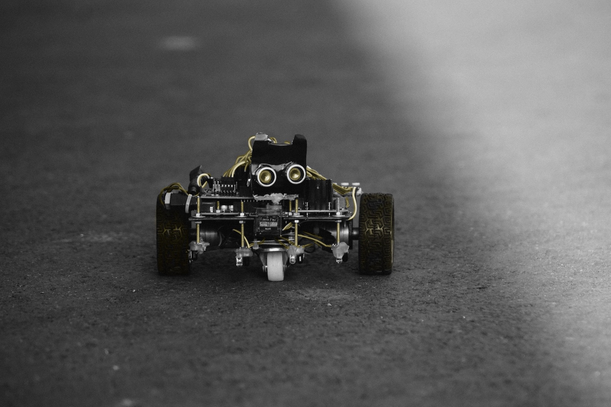 Building a Vision-Controlled Car Using Raspberry Pi—From Scratch