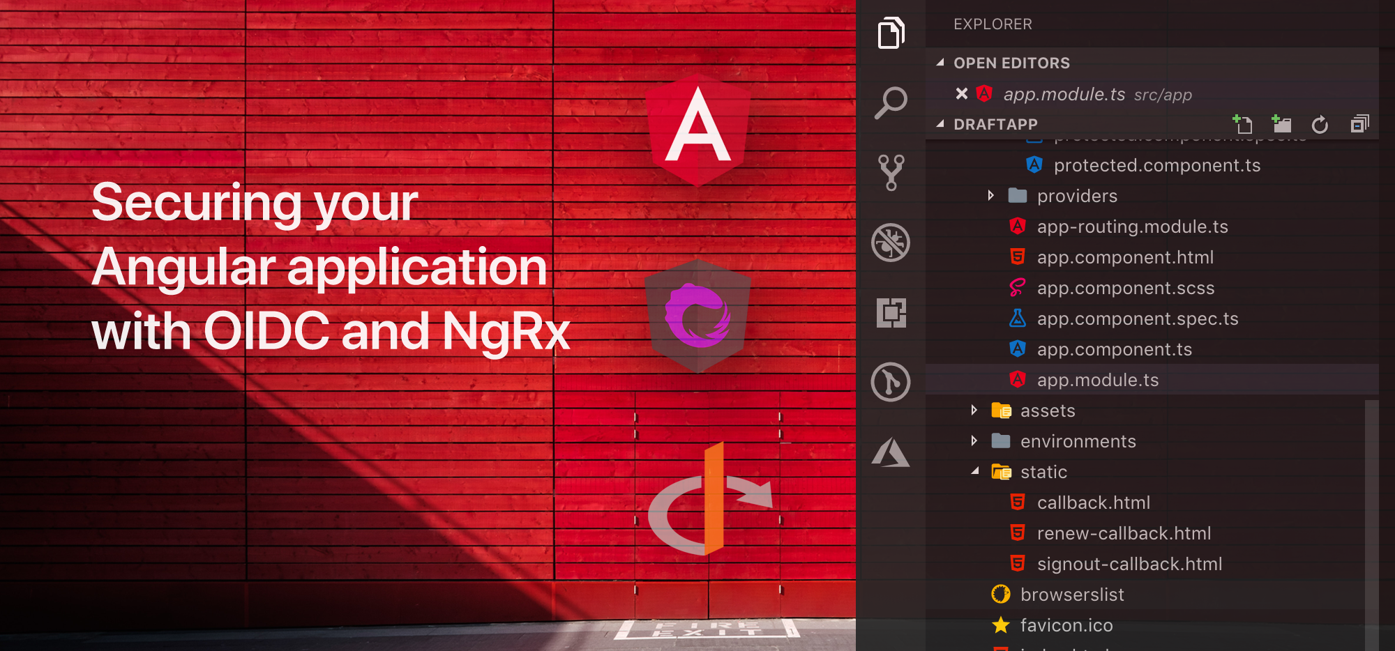 Securing your Angular 7+ application with OIDC and NgRx