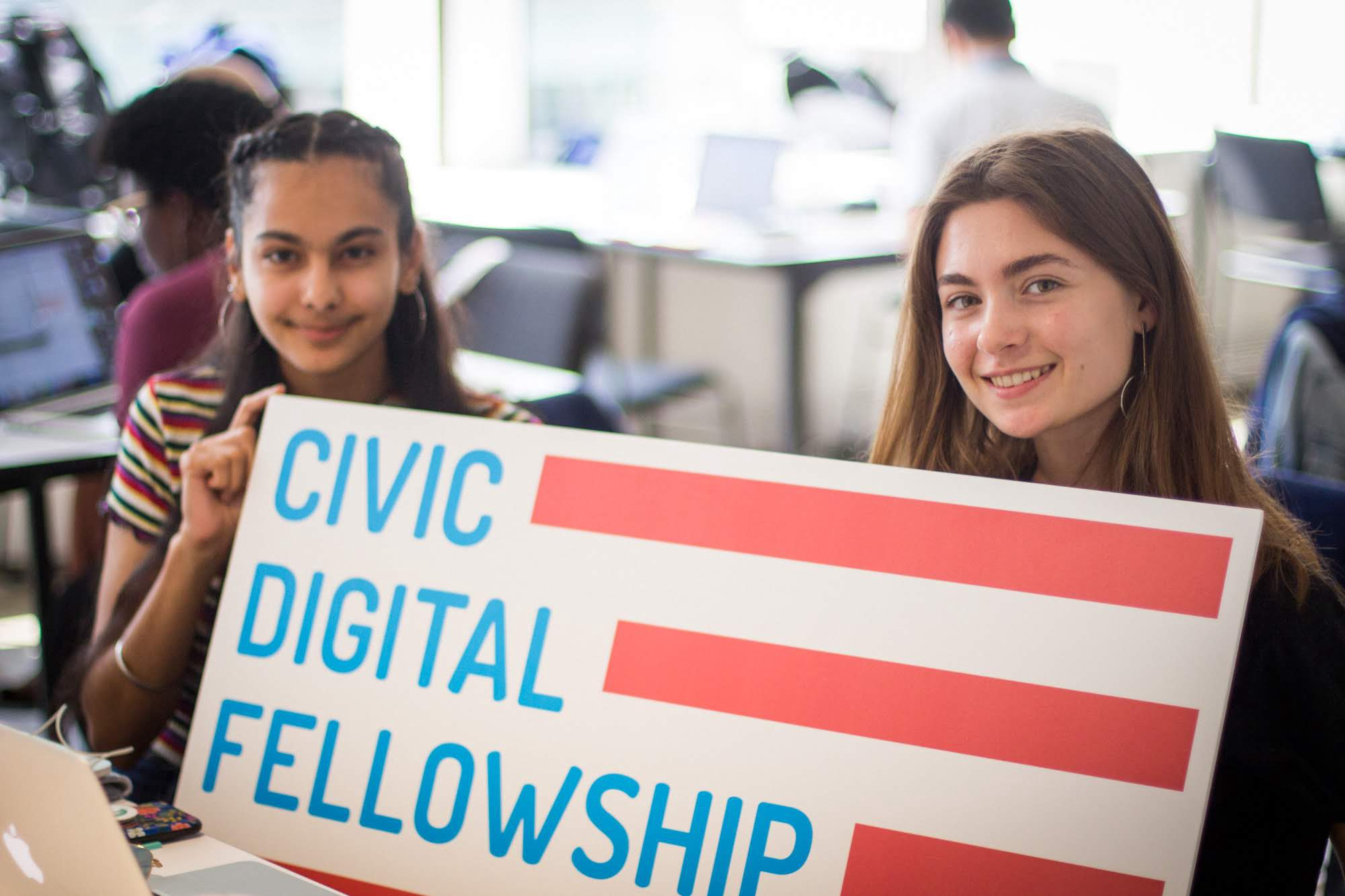 Introducing the 2019 Civic Digital Fellowship, and